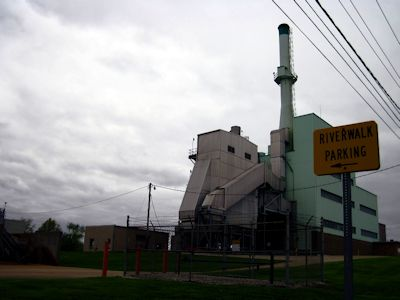 The Jasper Power Plant