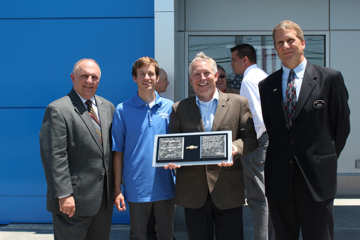 Uebelhor and Sons Chevrolet-Cadillac celebrates major ...