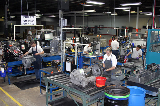 Jasper engines transmissions production begins at new for Jasper motors and transmissions