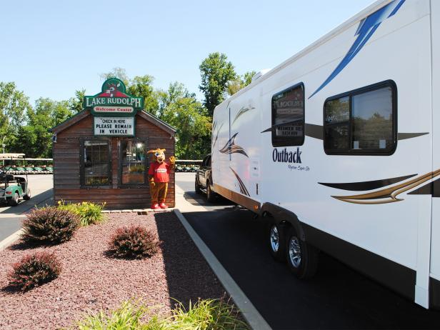 Lake Rudolph Campground Makes Top 10 Campground List On