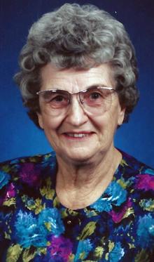 Anastasia Vaal, 94, of St. Meinrad