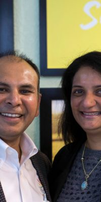 Hemang and Darshana Shah have realized the American Dream and continue to contribute to the economy with investments in new businesses.