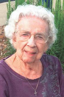 Racine Victoria O'Connell, 99, of Jasper