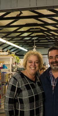 Linda and Duane Gehlhausen will open their new store on 4th Street, New Beginnings by Gehlhausen's, this Saturday.