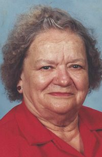 Esther E. Boeglin, 92, of Ferdinand