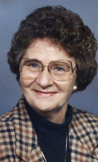 Pauline Keller, 77, of Dubois