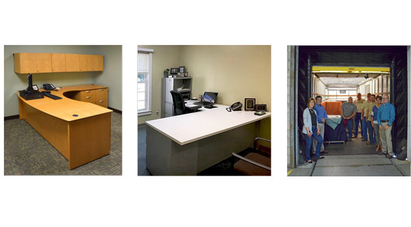National Office donates $36,000 in furniture to TRI-CAP - Dubois ...