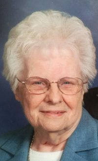 Mary D. Snyder, 89, of Huntingburg