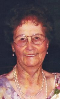 "Altha L. ""Pat"" Padgett, 96, of Indianapolis, formerly of Pike County"