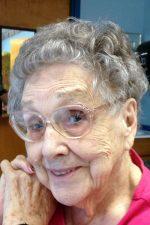 """Margaret Helen """"Betty"""" Dearing Hollander, 96, of Huntingburg"""