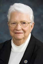 Sister Christine Kempf, 85, of Monastery Immaculate Conception in Ferdinand