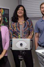 Brittany Tarrh, Sandy Horton and Derek Tarrh recently opened Total Wellness & Thermography in Jasper.