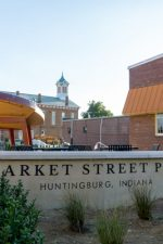 Market Street Park will open for the first time to host the Haunted Huntingburg Blues Festival this weekend.
