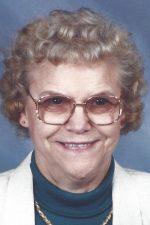 Lucille F. Weyer, 93, of Ferdinand