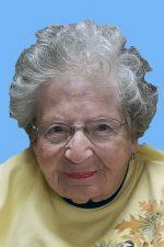 Mary Lou Blessinger, 86, of Huntingburg