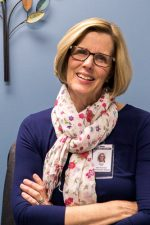 Donna Oeding is retiring from her position as the Administrative Director of the Dubois County Health Department after 40 years of service to the county.