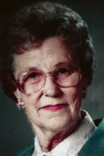 Violet Kunkler, 98, of Ferdinand