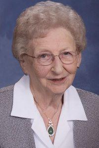 Laurabell S. Reller, 87, of Huntingburg