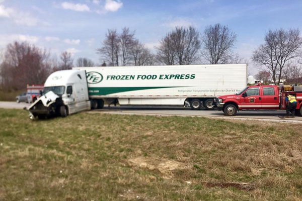 Fatal accident on Interstate 64 - Dubois County Free Press