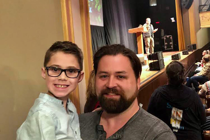 Being Stuck At Home Offers Up Rare Opportunity To Meet A Personal Hero Dubois County Free Press Contact josh potter on messenger. being stuck at home offers up rare