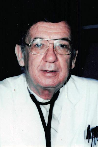 John E. Eckerle M.D