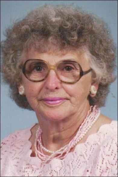 Luella H. Bieker, 94, of Saint Anthony